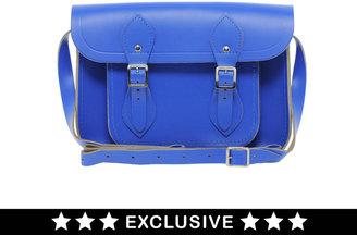 "Cambridge Silversmiths Satchel Company Exclusive to Asos 11"" Leather Satchel"