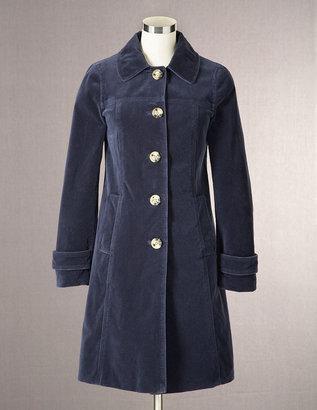 Boden Heritage Velvet Coat