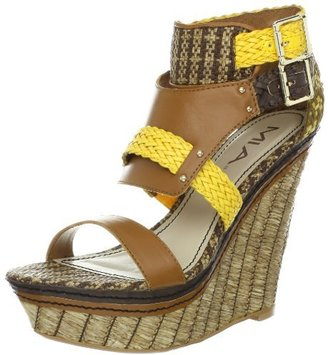 Mia Women's Frida Wedge Sandal
