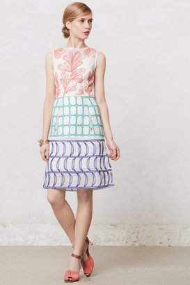Anthropologie Meadowscape Dress