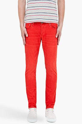 G Star G-STAR Red 3301 Super Slim Jeans