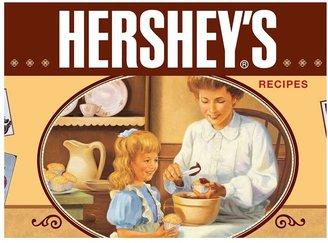 """Hershey's Recipes"""" Tin"""