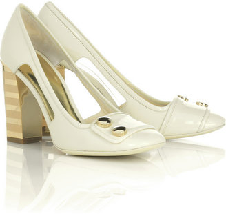 Marc by Marc Jacobs Patent leather pumps