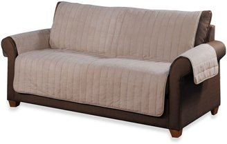 Bed Bath & Beyond Perfect Fit® Quilted Loveseat Protector