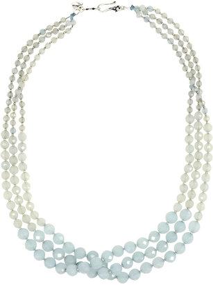 Chan Luu Twisted Jade Necklace