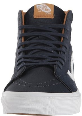 Vans SK8-Hi Reissue True White/Blue/Red) Skate Shoes