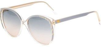 Balenciaga Vintage rounded sunglasses