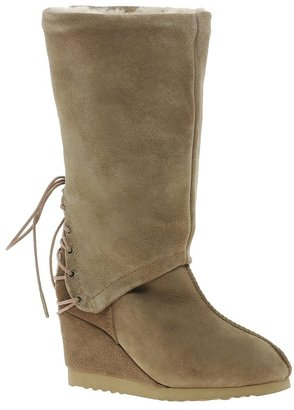 Love From Australia Roxanne Wedge Boots