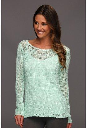 PJ Salvage Mint Condition Lounge Sweater (Mint) - Apparel