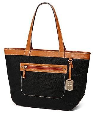 JCPenney 9 & Co.® True Colors Mid-Size Tote