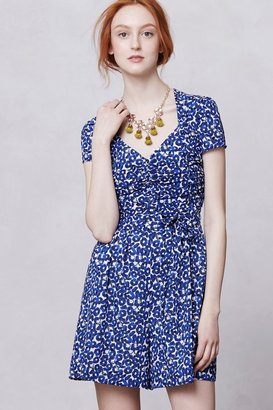 Anthropologie Drafted Petals Romper