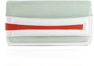 Kenzo Accessories Mint Madeline Cocktail Clutch