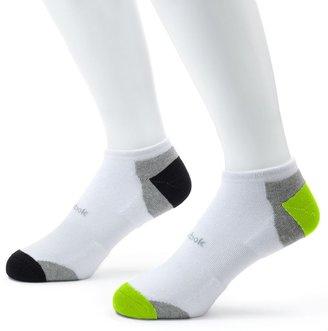 Reebok 2-pk. performance training no-show socks