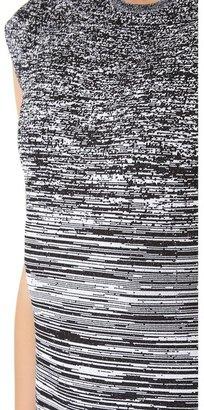 Alexander Wang Stretchy Degrade Dress