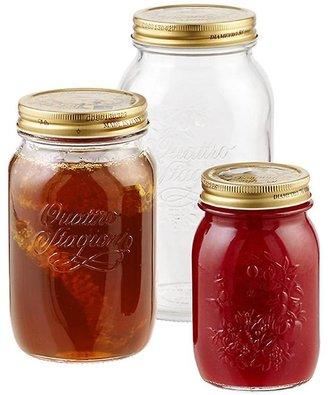 Elfa 34 oz. Quattro Stagioni Canning Jar 1 ltr.