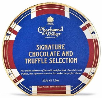 Charbonnel et Walker Union Flag Signature Chocolate And Truffle Selection 225G