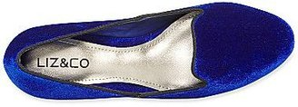 JCPenney Liz & Co.® Mars FC Smoking Slippers