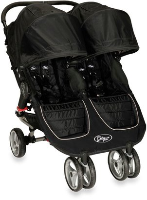 Baby Jogger City Mini Double Stroller in Black