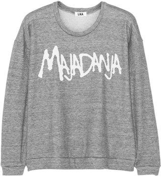 LnA Majadanja terry sweatshirt