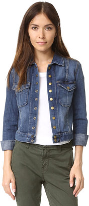 Current/Elliott The Snap Jacket $273 thestylecure.com