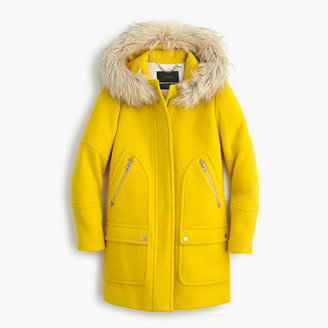 Petite chateau parka in stadium-cloth $365 thestylecure.com