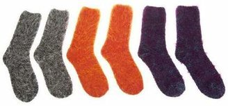 Legacy 3-pair Soft and Cozy Socks