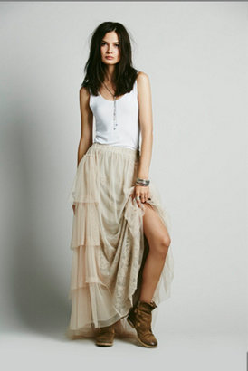 Free People Womens FP X Great Expectations Maxi
