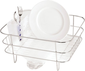 Simplehuman Compact Wireframe Stainless Steel Dish Rack