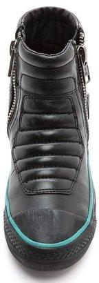 Ash Voxan High Top Sneakers