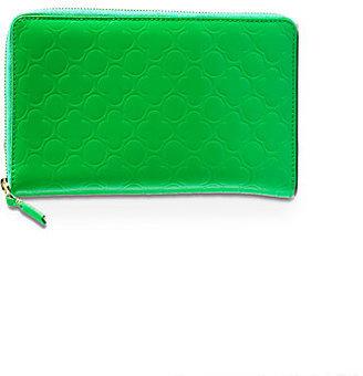 Comme des Garcons Zip-Around Travel Wallet