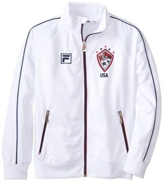 Fila Big Boys' Usa Track Jacket