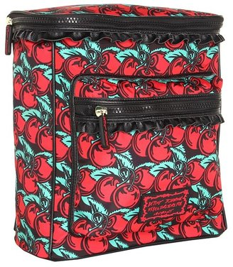 Betsey Johnson Cherry Boom Backpack (Red) - Bags and Luggage