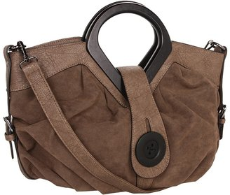 Melie Bianco Vanessa (Taupe) - Bags and Luggage