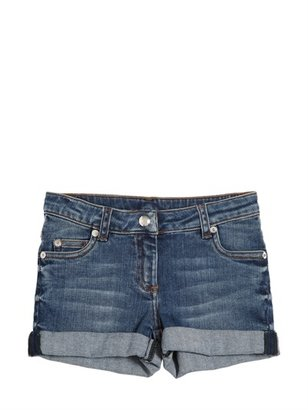 Christian Dior Denim Shorts