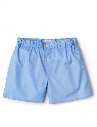 Emma Willis Sky Superior - Patchwork Boxer Shorts