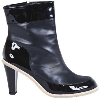 Karine Arabian Black Maia Bis Ankle Boots