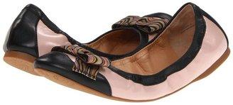 Paul Smith Lucern Ballet Flat (Dusty Pink) - Footwear