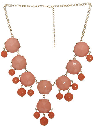 Arden B Pyramid Bubble Necklace