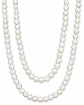 """Bloomingdale's Cultured Freshwater Pearl Strand Necklace, 36"""""""