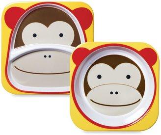 Bed Bath & Beyond SKIP*HOP® Melamine Tableware - Monkey