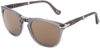 Persol PO3028S (Grey/Brown Mirror Gold) - Eyewear
