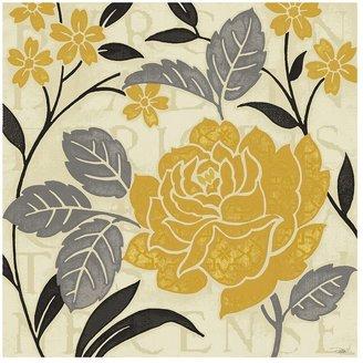 """""""Perfect Petals Ii"""" Canvas Wall Art By Pela Studio"""
