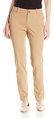 Dockers Women's Ideal Slim Pant $50 thestylecure.com