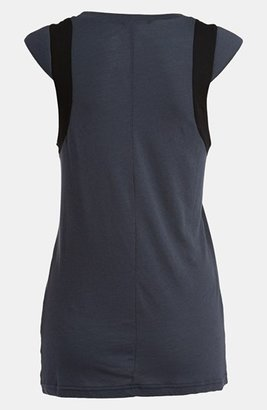 Leith Banded Muscle Tee