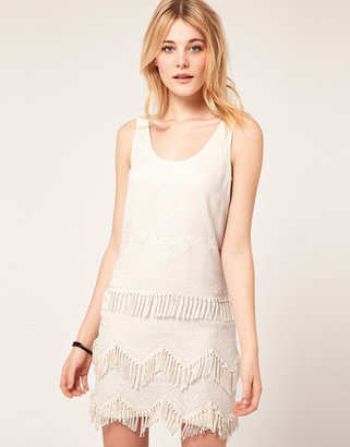 French Connection Flapper Dress