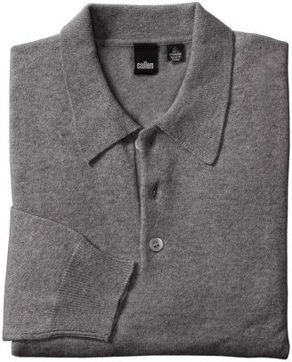 Cullen Polo Sweater - Cashmere (For Men)