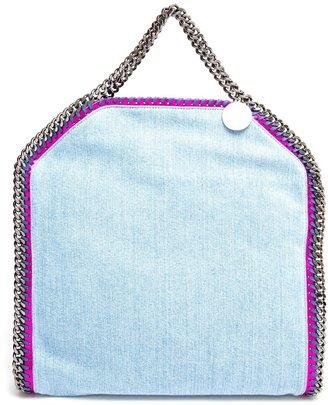 Stella McCartney Falabella Washed Denim Handbag