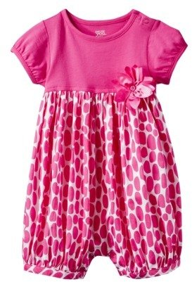 Carter's JUST ONE YOU® Made by Infant Girls' Romper - Pink/White