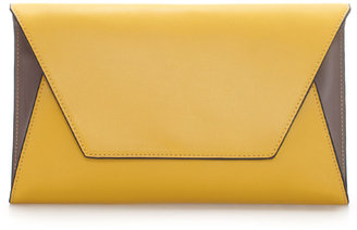 Zara Basic Clutch Bag