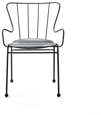 Race Furniture Antelope Chair Black